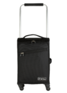 "18"" Black ZFrame Lightweight Deluxe Luggage"